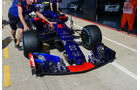 Toro Rosso - GP England - Silverstone - Formel 1 - Donnerstag - 5.7.2018