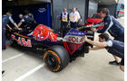 Toro Rosso - GP England - Silverstone - Formel 1 - Donnerstag - 7.7.2016