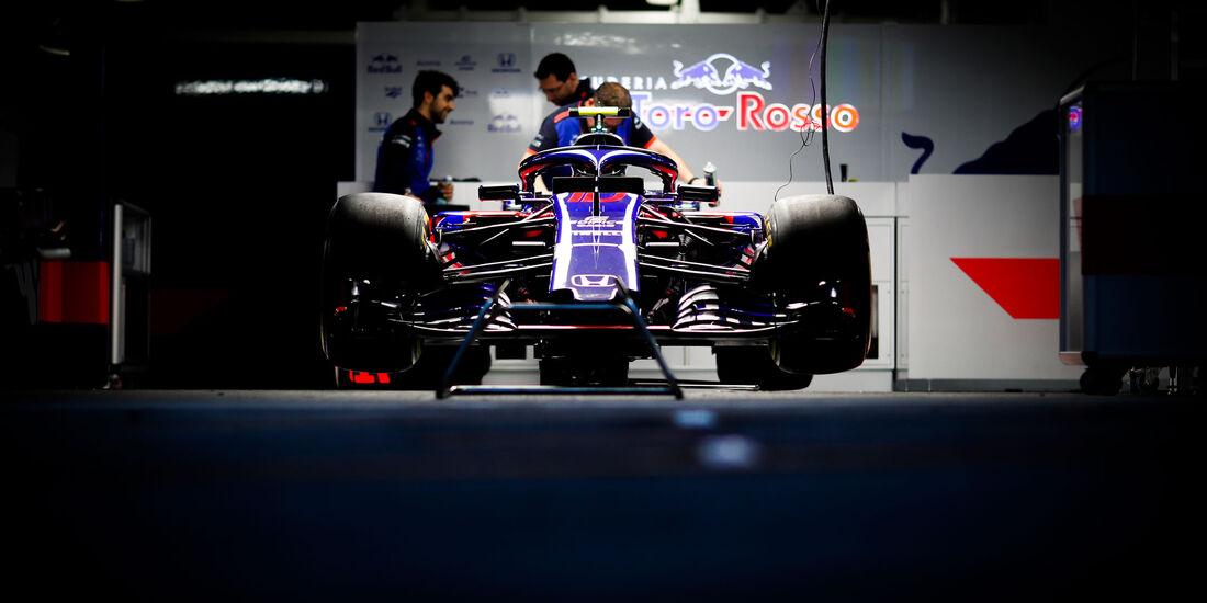 Toro Rosso - GP Japan 2018
