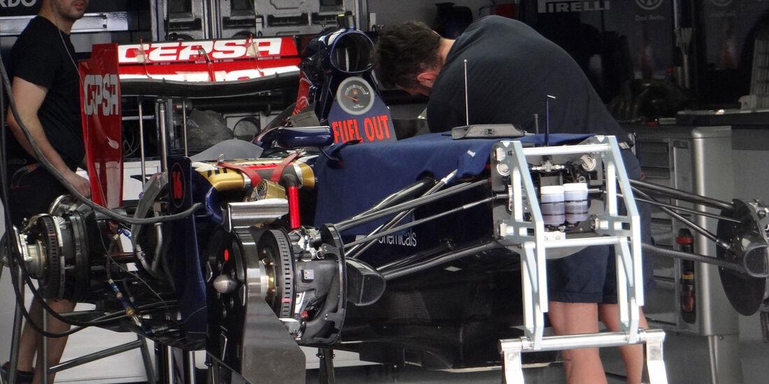Toro Rosso - GP Malaysia - 22. März 2012