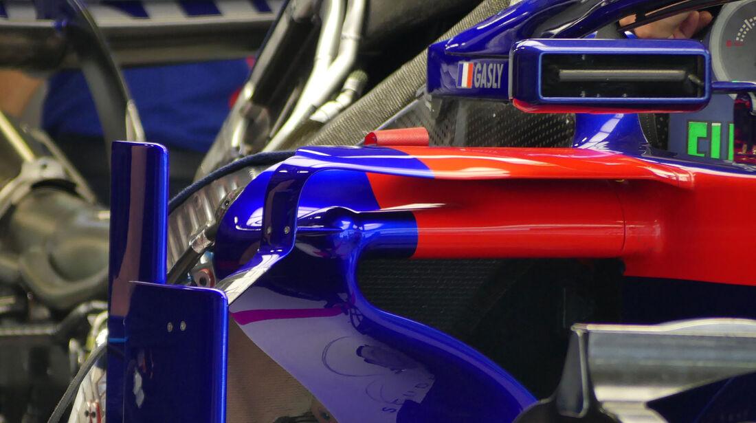 Toro Rosso - GP Russland - Sotschi - Formel 1 - Donnerstag - 27.9.2018