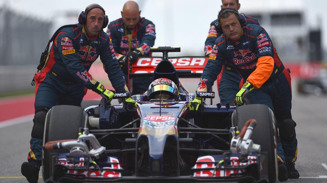 Toro Rosso - GP USA 2014