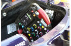 Toro Rosso - Lenkrad - Formel 1 - Technik - GP Bahrain 2016