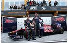 Toro Rosso Präsentation 2011