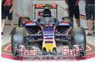 Toro Rosso - Technik - GP Belgien 2015