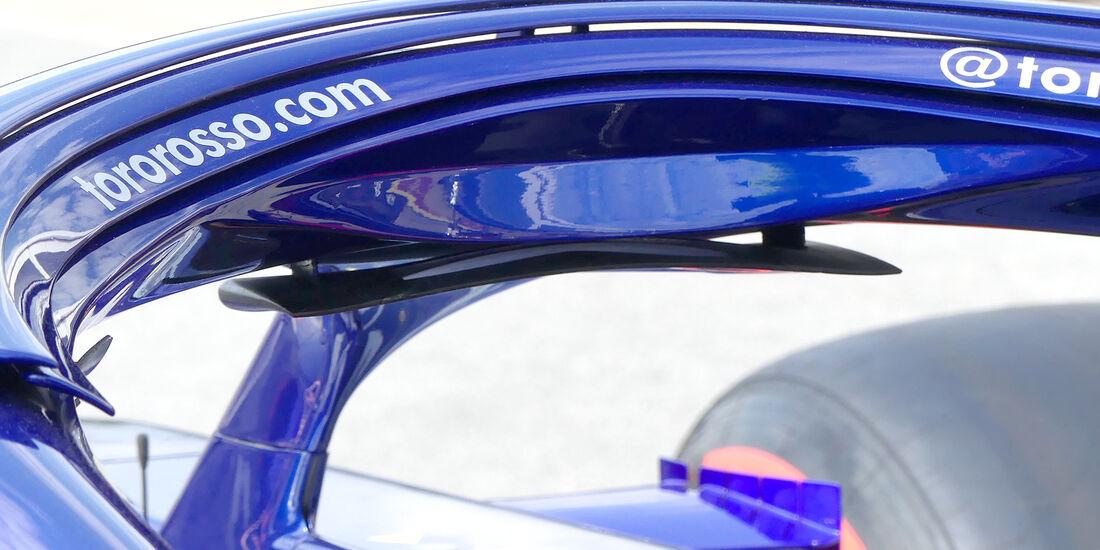Toro Rosso - Technik - GP Kanada 2018