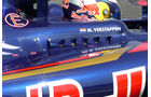 Toro Rosso - Technik - GP Mexiko / GP USA - 2015
