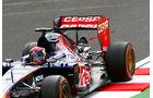Toro Rosso - Technik - GP Russland 2014