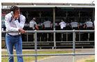 Toto Wolff - Mercedes - Formel 1 - GP England - Silverstone - 4. Juli 2014