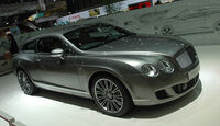 Touring Bentley Continental Flying Star Superleggera