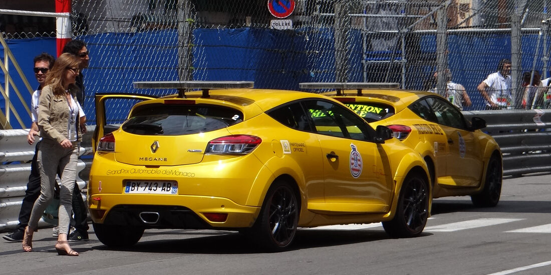 Touristenfahrten - Formel 1 - GP Monaco - 24. Mai 2012