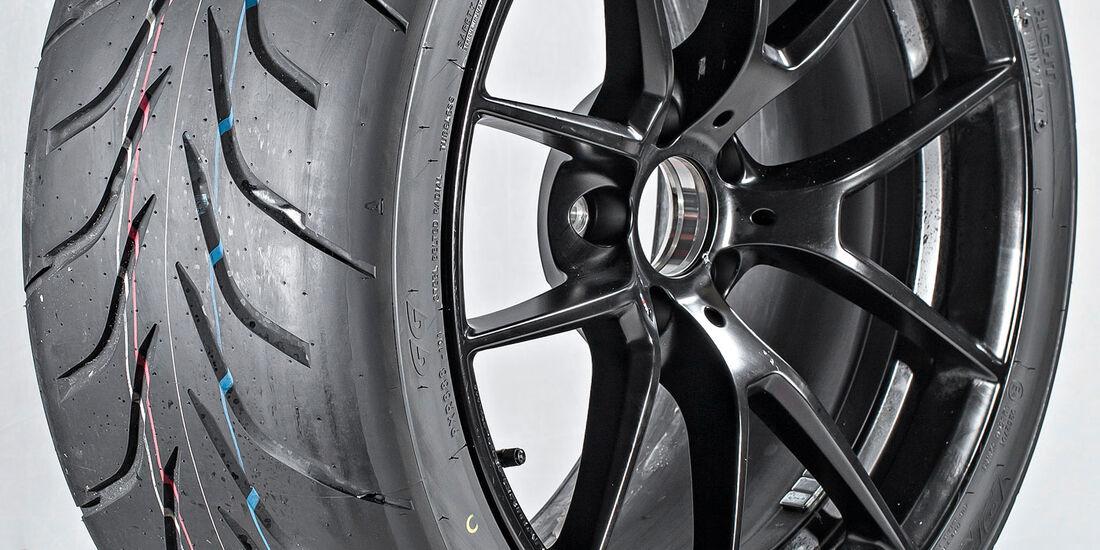Toyo Proxes R 888 - Semi-Slick - Sommerreifentest 2018 - sport auto