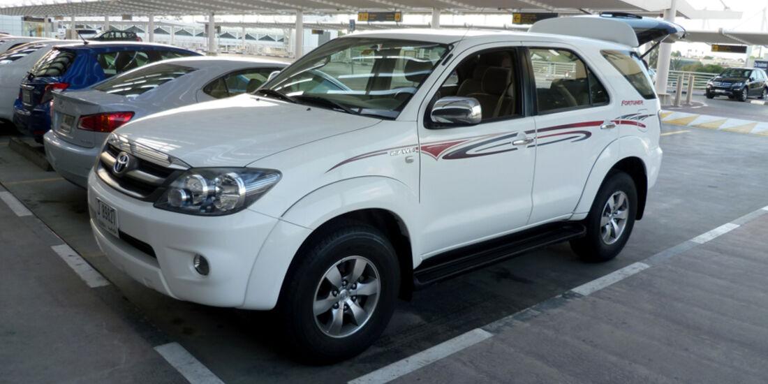 Toyota Abu Dhabi 2011