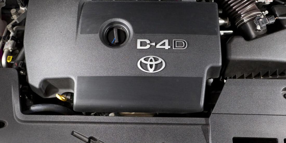Toyota Auris 2.0 D4-D, Motor