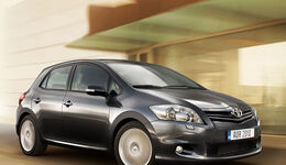 Toyota Auris Facelift