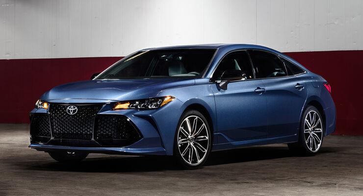 Toyota Avalon 2019 Infos Daten Marktstart Preis Auto Motor