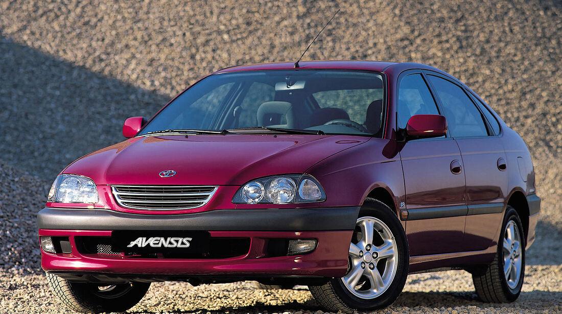 Toyota Avensis (1998 - 2003)