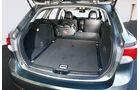 Toyota Avensis Combi 2.0 D-4D, Kofferraum