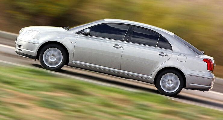 Toyota Avensis Schrägheck