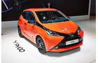 Toyota Aygo, Genfer Autosalon, Messe, 2014, Genfer Autosalon, Messe, 2014