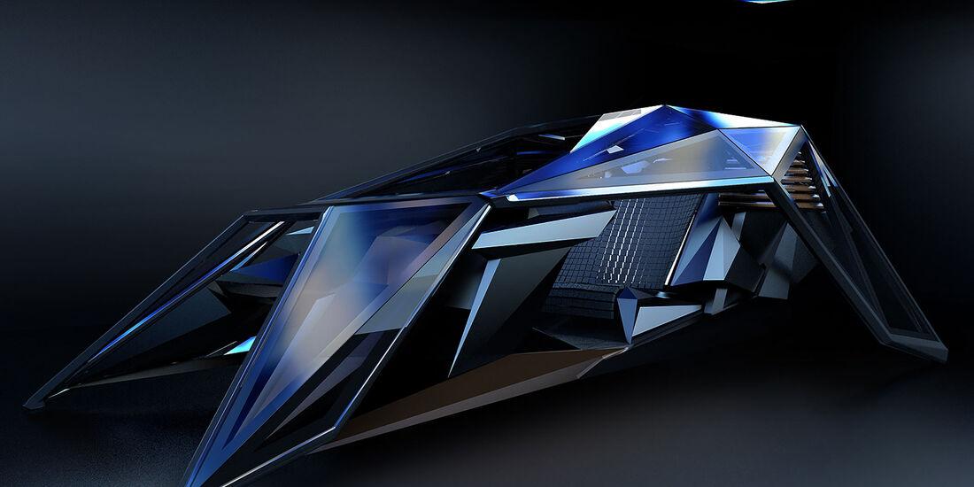"Toyota Boshoku Future Concept Model ""VODY"""