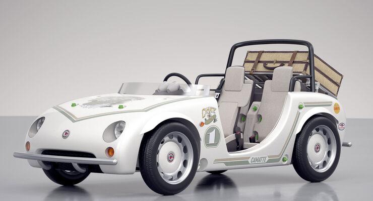 Toyota Camatte 2018