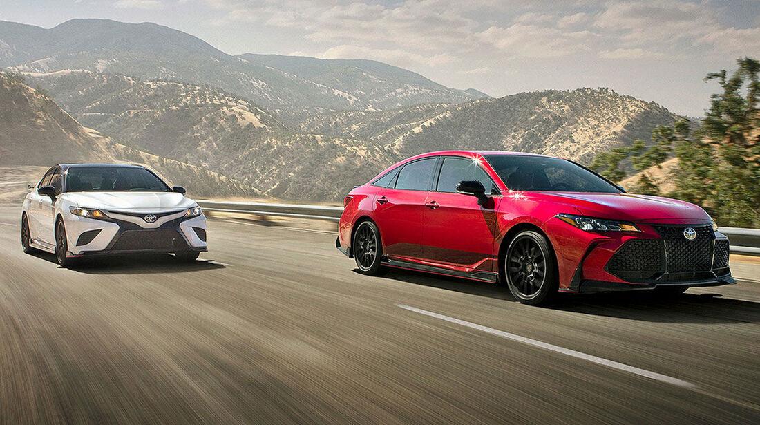 Toyota Camry und Avalon TDR