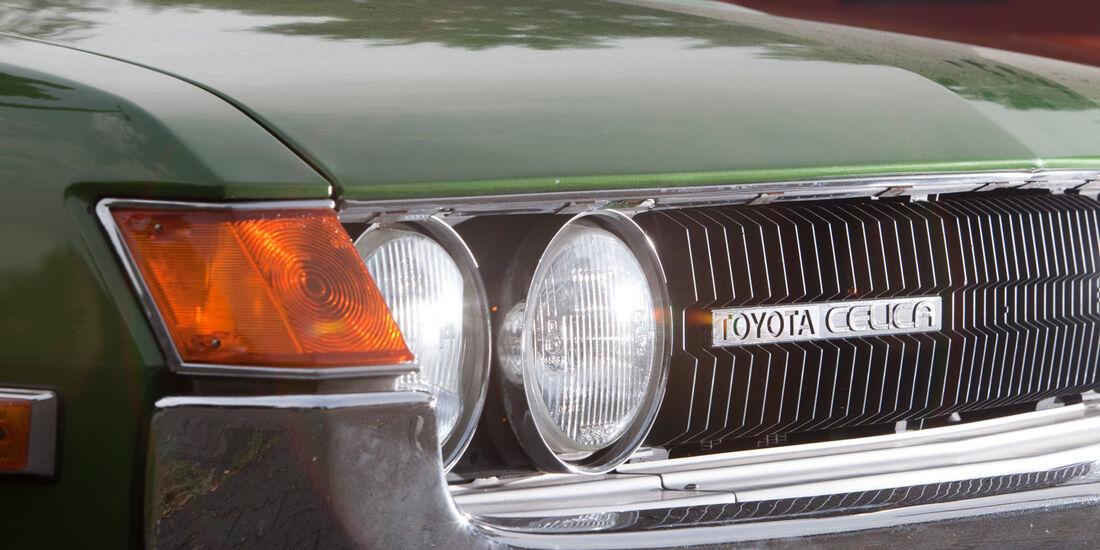 Toyota Celica, Frontscheinwerfer, Blinker
