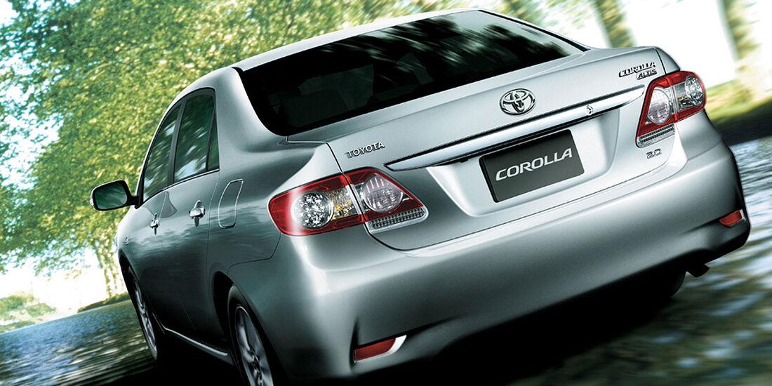Toyota Corolla Brasilien