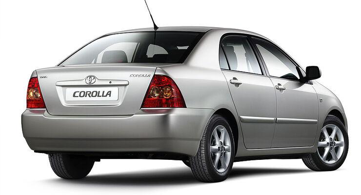 Toyota Corolla Stufenheck