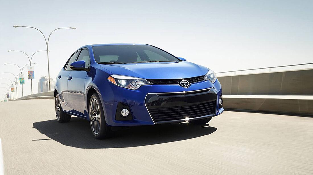 Toyota Corolla USA 2015
