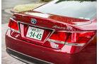 Toyota Crown Athlete S Hybrid, Heck