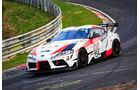 Toyota GR Supra - Startnummer #154 - Toyota Gazoo Racing - SP8T - VLN 2019 - Langstreckenmeisterschaft - Nürburgring - Nordschleife