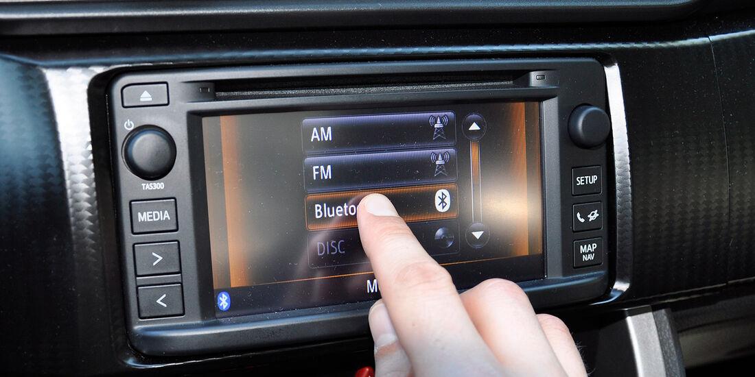 Toyota GT 86, Infotainmentsystem