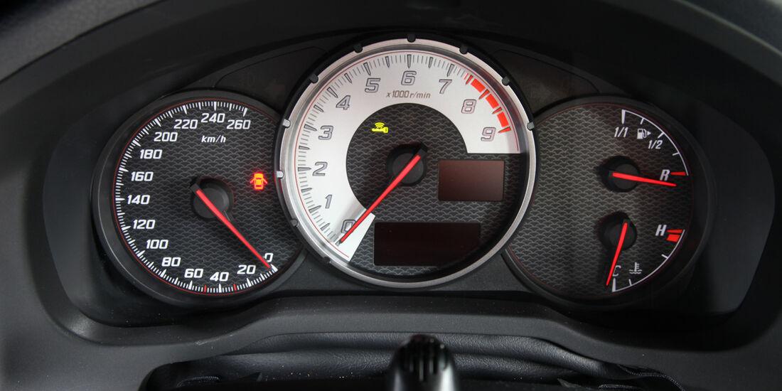 Toyota GT 86, Rundelemente