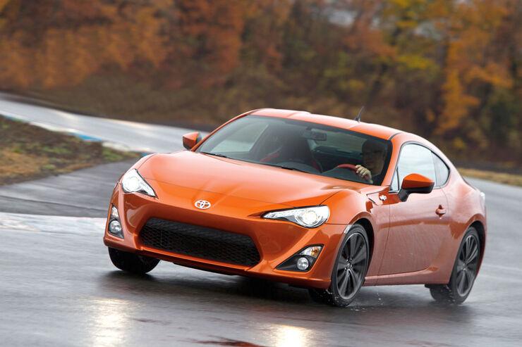 Toyota Gt86 Technische Daten Auto Motor Und Sport