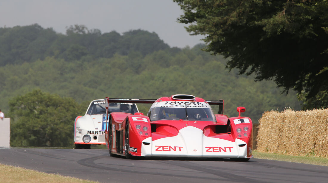 Toyota GT-One - Goodwood 2013
