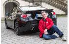 Toyota GT86, Dirk Gulde, Heck