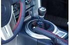 Toyota GT86 Pure, Schalthebel