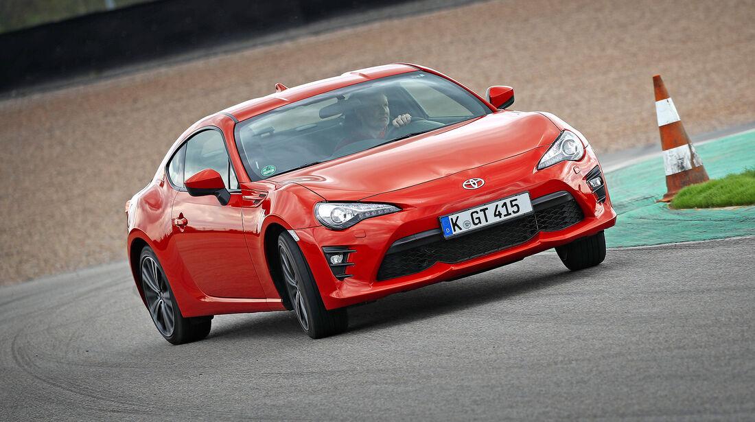 Toyota GT86 - Serie - Coupes bis 50000 Euro - sport auto Award 2019