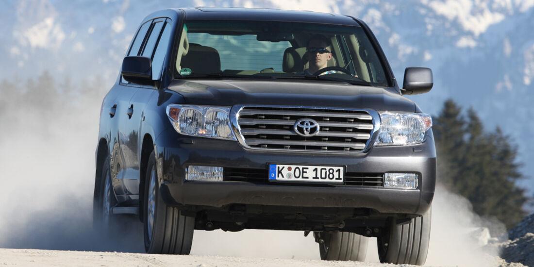 Toyota Land Cruiser V8