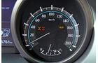Toyota Landcruiser 3.0 D-4D, Rundinstrumente