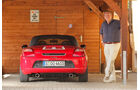 Toyota MR2 Competition, Heck, Franz-Peter Hudek