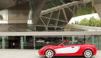 Toyota MR2 Competition, Porsche Museum