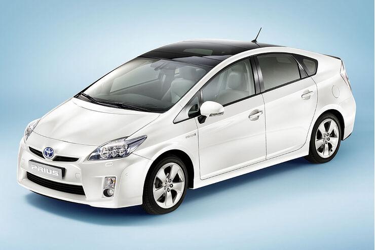 Toyota Prius, 2009, Hybrid