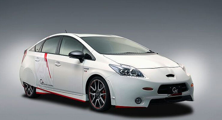 Toyota Prius G-Sports Concept