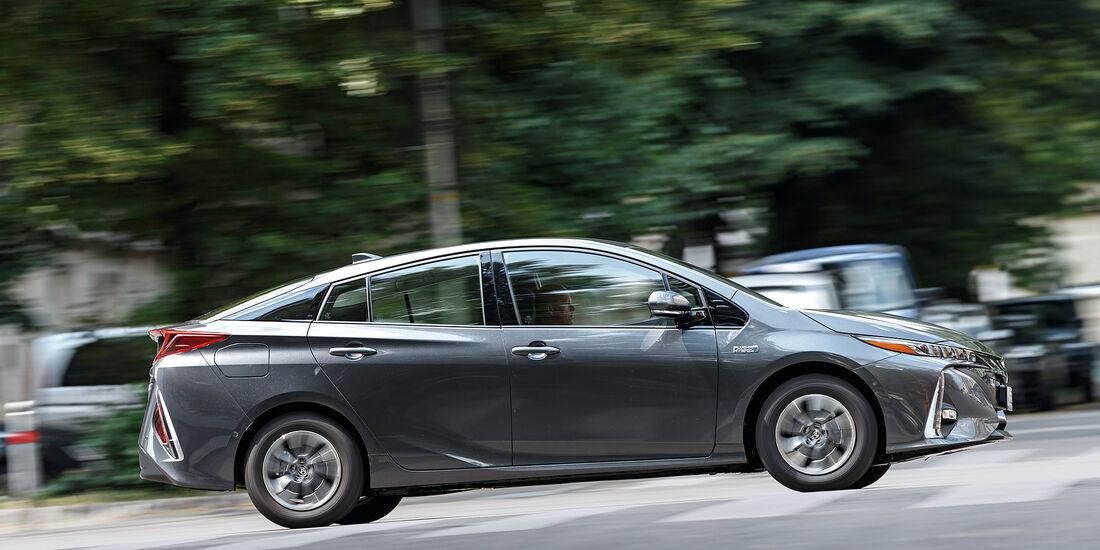 Toyota Prius Plug-in Hybrid Heck