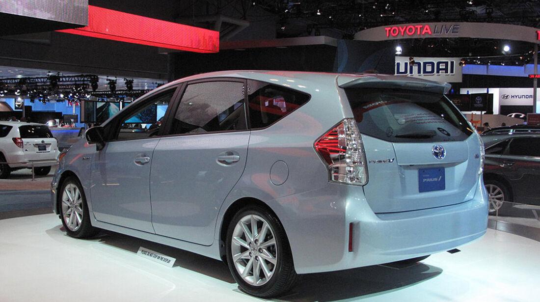 Toyota Prius Van