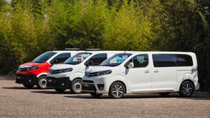 Toyota Proace Elektro 2020