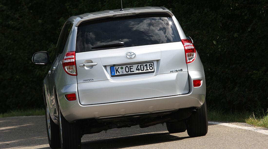 Toyota RAV4 2.2 D-4D 4x4 Sol